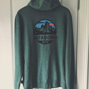 Patagonia M's Fitz Roy Scope LW Full Zip Hoody